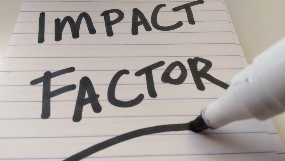 شاخص impact factor چیست؟