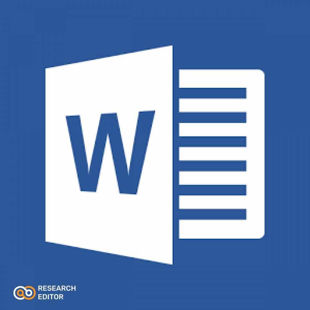رفرنس نویسی در Microsoft Word 2007 و 2010 و 2013